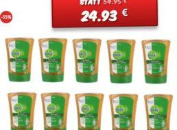 Dealclub: Zehnerpack Sagrotan Flüssigseife für 29,83 Euro frei Haus