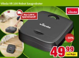 Völkner: Saugroboter Vileda VR 100 für 49,99 Euro plus Versand