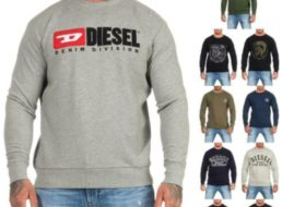 Diesel: Pullover bei Ebay für 43,95 Euro frei Haus
