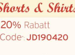 Jeansdirect: 20 Prozent Rabatt auf bereits reduzierte Markenartikel