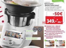 "Lidl: ""Monsieur Cuisine Connect SKMC 1200 C3"" für 349 Euro im Onlineshop"