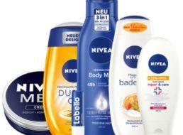 Nivea: Vorteilspack mit sechs Produkten für 12,99 Euro frei Haus