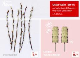 Aldi: 20 Prozent Rabatt auf Oster-Süßwaren