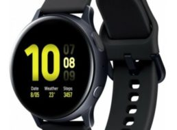 "Ebay: ""Samsung Galaxy Watch Active2 R830"" für 190,80 Euro"
