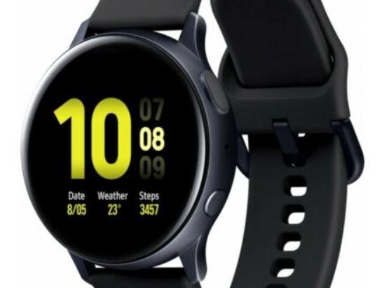 """Ebay: """"Samsung Galaxy Watch Active2 R830"""" für 190,80 Euro"""