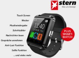 Stern: Miniabo mit sieben Ausgaben inklusive Smartwatch für 23,90 Euro