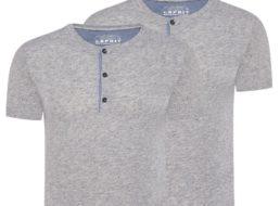 Esprit: T-Shirts im Doppelpack ab 17,06 Euro frei Haus