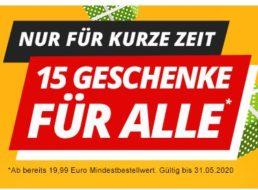 Druckerzubehoer.de: 15 Artikel für 0 Euro bis Sonntag abend