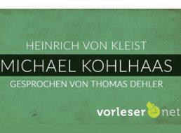 """Gratis: Hörbuch """"Michael Kohlhaas"""" mit knapp vier Stunden Laufzeit zum Nulltarif"""