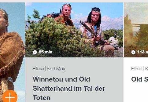 "Gratis: ""Karl May""-Klassiker beim ZDF kostenlos streamen"