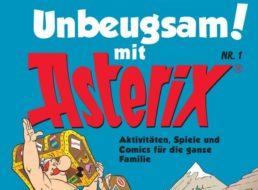 """Gratis: """"Unbeugsam mit Asterix"""" zum kostenlosen Download"""