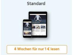 Handelsblatt: Digitalabo für 1 statt 29,99 Euro für einen Monat