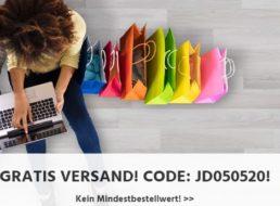 Jeans-Direct: Gratis-Versand ohne Mindestbestellwert