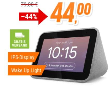 NBB: Lenovo Smart Clock für 44 Euro frei Haus