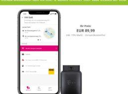 Ebay: Telekom CarConnect Adapter mit 5 GByte LTE für 89,99 Euro