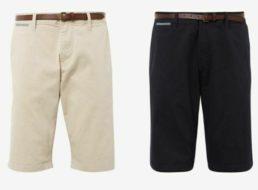 Tom Tailor: Shorts für unter 18 Euro frei Haus bei Ebay