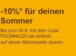 Ebay: 10 Prozent Rabatt auf Garten- und Heimwerker-Artikel