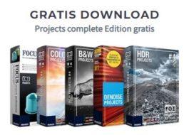 Gratis: Vier Programme für Bildbearbeitung von Franzis für 0 Euro