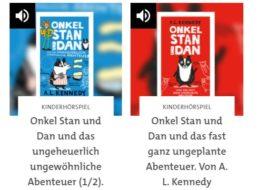 """SWR: Gratis-Hörspiel """"Onkel Stan und Dan"""" zum Download"""