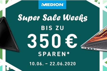 NBB: Medion-Sale mit Convertibles ab 299 Euro
