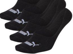 Puma: Viererpack Sneaker-Socken für 9,95 Euro frei Haus