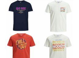 """Ebay: T-Shirts von """"Jack & Jones"""" für 9,95 Euro frei Haus"""