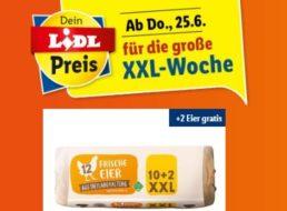 Lidl: XXL-Woche mit Großpackungen Reis und Zucker zu Schnäppchenpreisen