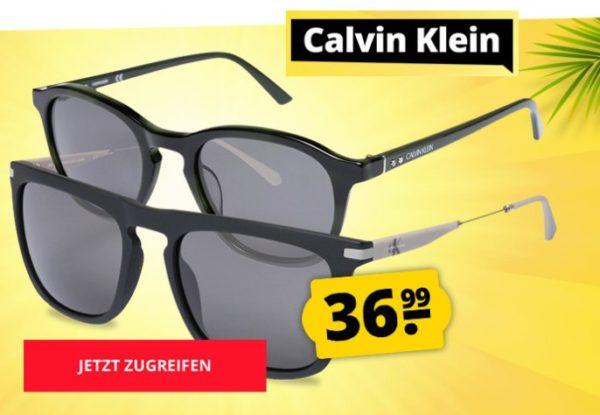 Calvin Klein: Sonnenbrillen bei Sportspar für 36,99 Euro