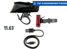 Lidl: Fahrradlicht mit automatischer Steuerung für 11,63 Euro