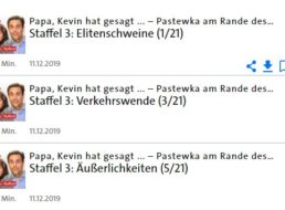 """Gratis: Hörspiel """"Papa, Kevin hat gesagt"""" bei der ARD zum Download"""