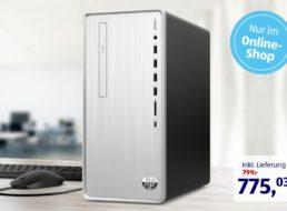 Aldi-PC: HP Pavilion PC TP01-1500ng für 775,03 Euro ab 16. Juli