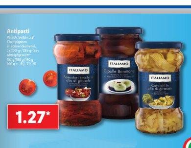 Lidl: Italien-Spezial ab Donnerstag mit Pasta & mehr