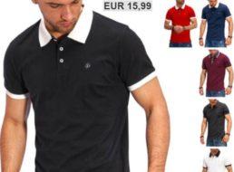 Jack & Jones: Poloshirts für 15,99 Euro frei Haus via Ebay