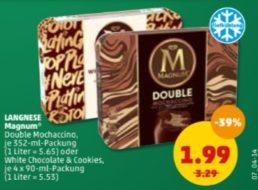 Penny: Magnum Viererpack für 1,95 Euro mit doppelten Payback-Punkten