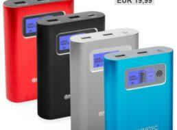 Ebay: Ninetec-Powerdrive mit 128 GByte und Powerbank-Funktion