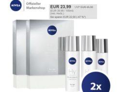 Nivea: Professional Test-Set Hyaluron im Doppelpack für 23,99 Euro