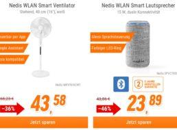 NBB: Smart-Lautsprecher mit Alexa-Support für 27,78 Euro frei Haus