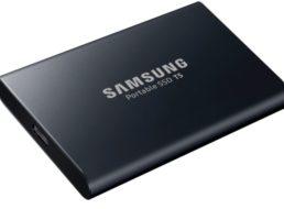 Ebay: Portable SSD mit USB 3.1 und 1 TByte für 116 Euro frei Haus