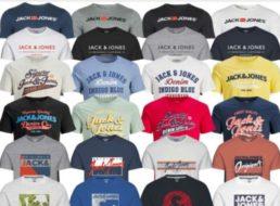 """Ebay: T-Shirts von """"Jack & Jones"""" für 10,50 Euro frei Haus"""