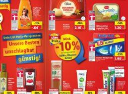 Lidl: Produkte mit Testsiegel für eine Woche mit Sonder-Rabatt