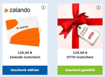 Otto Gutschein 20 Euro