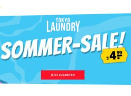 Tokyo Laundry: Sale bei Sportspar mit Artikeln ab 4,99 Euro