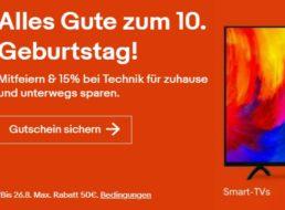 Ebay: 15 Prozent Rabatt auf über 200 Xiaomi-Artikel