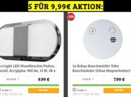 Knaller: Fünf Wunschartikel für zusammen 13,89 Euro beim Dealclub