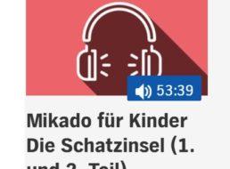 """Gratis: Kinder-Hörspiel """"Die Schatzinsel"""" beim NDR zum Download"""