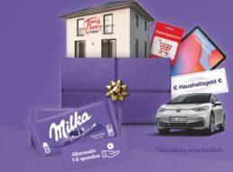 Milka: Rabatt bei Penny und Rewe plus Gewinnchance