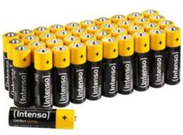 Ebay: 40er-Pack Intenso-AA-Batterien für 5,99 Euro frei Haus