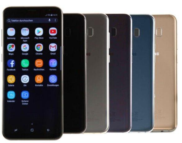 Ebay: Samsung Galaxy S8+ als B-Ware für 152,91 Euro frei Haus