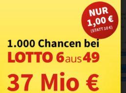 Lotto: Rekord-Jackpot und Rabatt für Neukunden