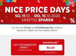 """Lidl: """"Nice Price Days"""" mit Gratis-Versand ab 59 Euro Warenwert"""
